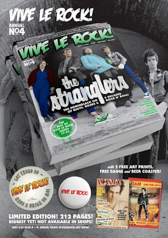 Vive Le Rock Annual No. 4