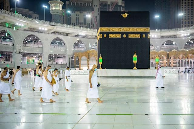 Alhamdulillah, Umroh Kembali Dibuka, Seperti Ini Suasananya