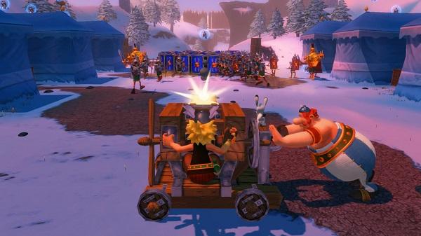 Free Download Asterix & Obelix XXL: Romastered