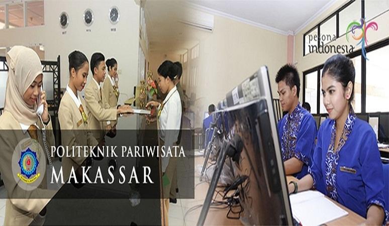 PENERIMAAN MAHASISWA BARU (POLTEKPAR MAKASSAR) POLITEKNIK PARIWISATA MAKASSAR