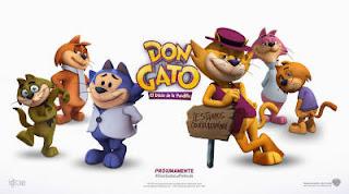 Download Film Kartun Top Cat Begins (2015) DVDRip Subtitle Indonesia
