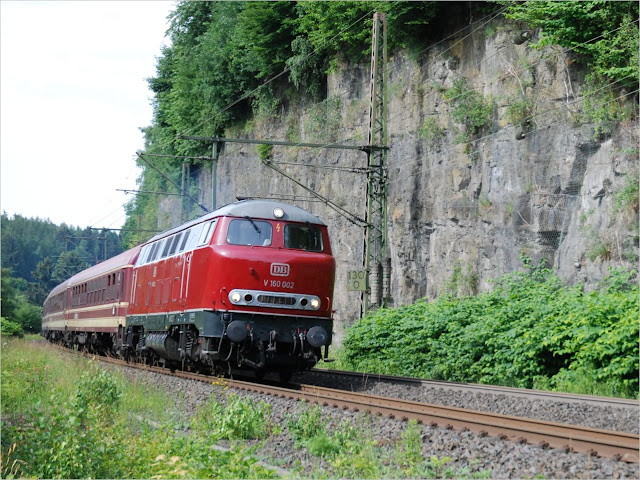 DPF 1763 Münster (W) Pbf - Brilon Wald - Willingen