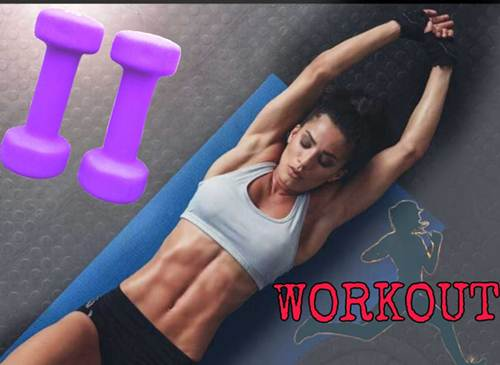 How to make 8 or 6 Pack Abs at Home