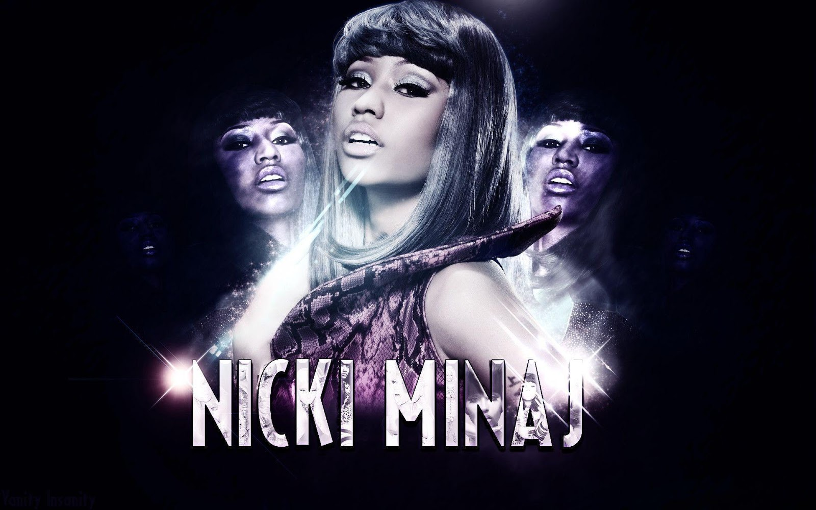 wallpapers Nicki Minaj Fonds