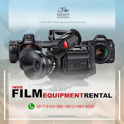 Equipment Rental | Sewa Kamera Banten
