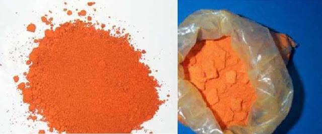 THĂNG DƯỢC - Hydrargyum oxydatum crudum - Nguyên liệu làm Thuốc nguồn gốc khoáng vật