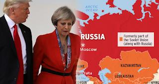 Η δυτική στρατηγική έντασης με την Ρωσία