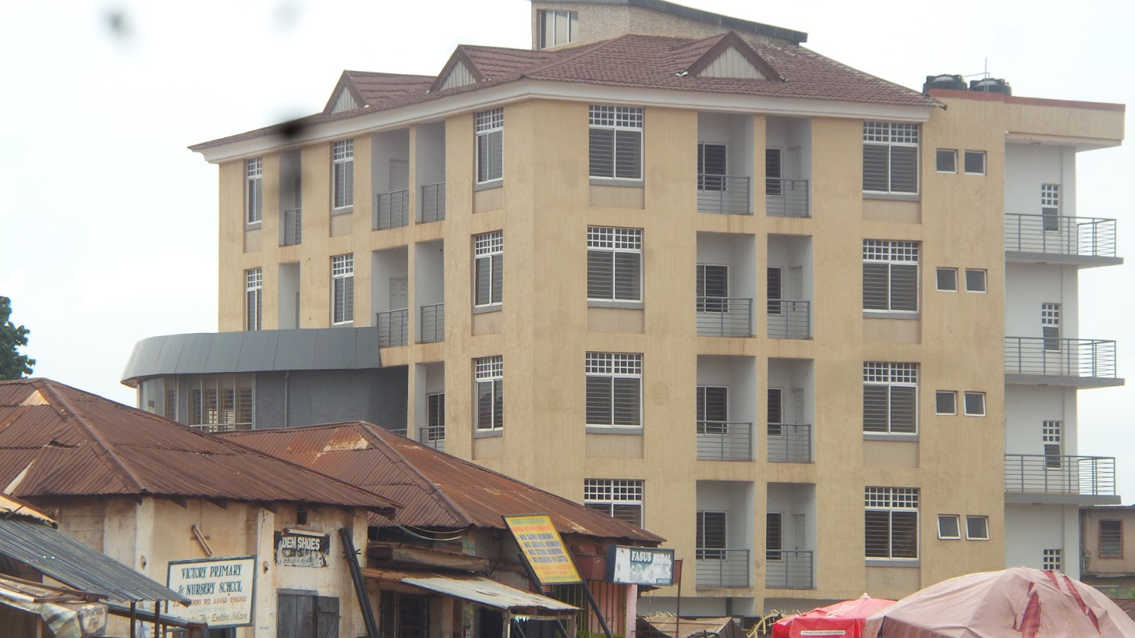 Investors are buying demolishing and constructing new houses which help to add to the rising profile of enugu as a business destination