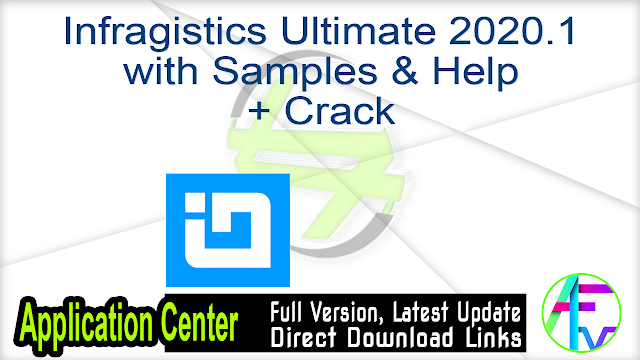Infragistics Ultimate 2020.1 with Samples & Help + Crack