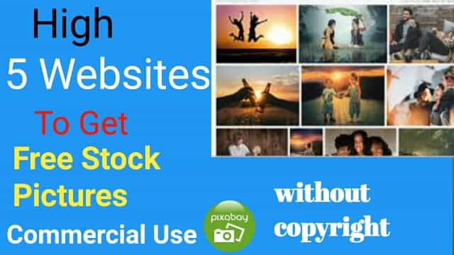 Get Free Stock Images