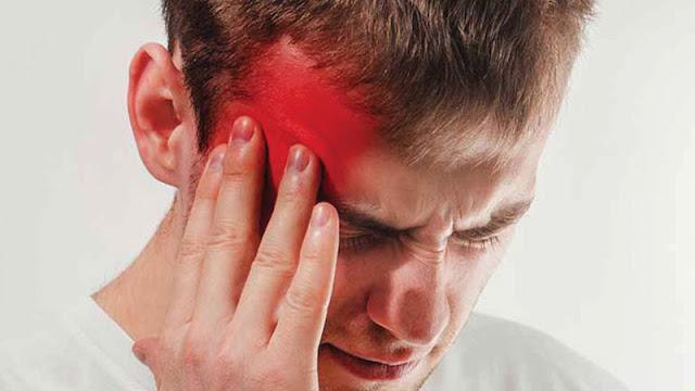 Cẩn thận khi bị đau đầu dữ dội sau khi bị ngã