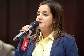 VENEZUELA: Diputada Salanova resaltó que Bachelet reconoció el informe de Cáritas, donde evidencia la desnutrición aguda.