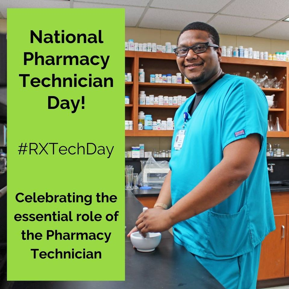 National Pharmacy Technician Day Wishes Unique Image
