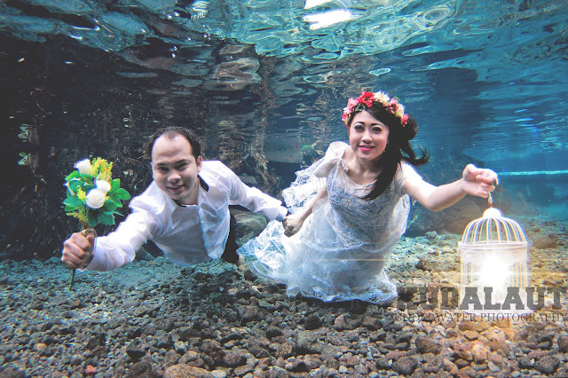 Spot Keren di Umbul Manten Klaten Cocok untuk Prewedding