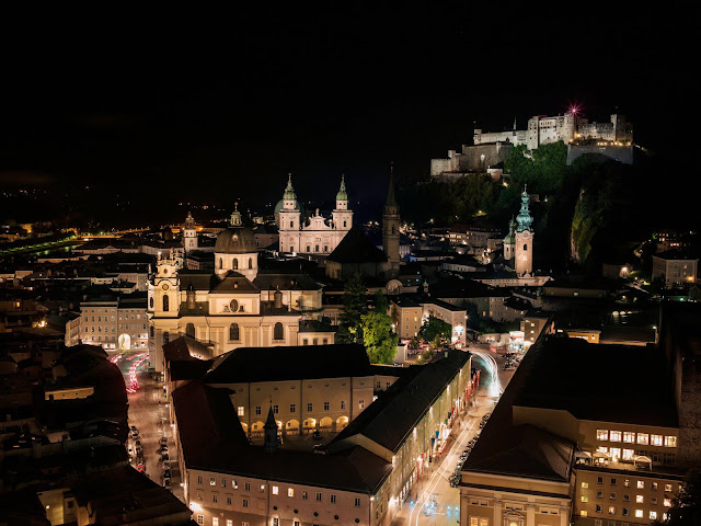 Salzburg, Austria during the 2014 Salzburg Festival (photo: Rolex/Ambroise Tezenas)