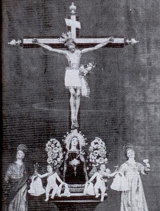 La devoción en tiempo de la peste en Málaga