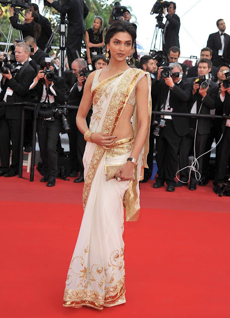 The Biggest Trends in Bollywood Saree, we've seen this year 2015