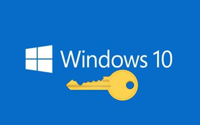 Recuperare codice Product Key Windows 10 con il Blocco note