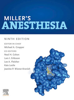 Miller's Anesthesia 9th Edition