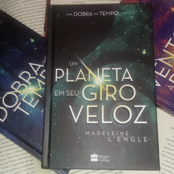 Um Planeta em Seu Giro Veloz- Madeleine L'Engle