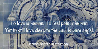 Rumi poem about pain