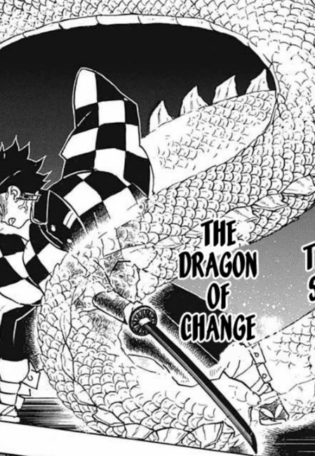 Rahasia 11 Teknik Pernafasan Air Manga Kimetsu no Yaiba