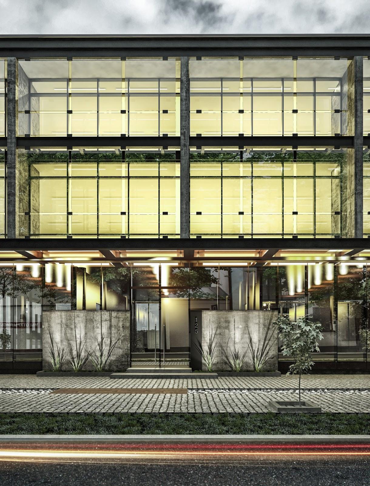 Haarchitect Проект Бизнесцентра в городе Бресте по ул