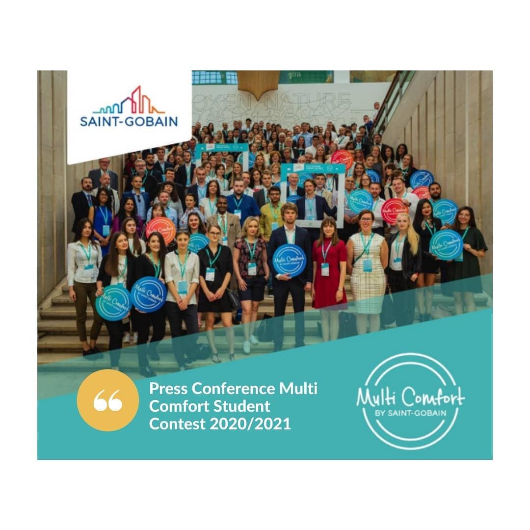 Saint Gobain multi comfort student contest 2020/2021