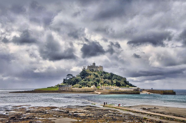 St. Michael's Mount, Cornwall by Petervanallen