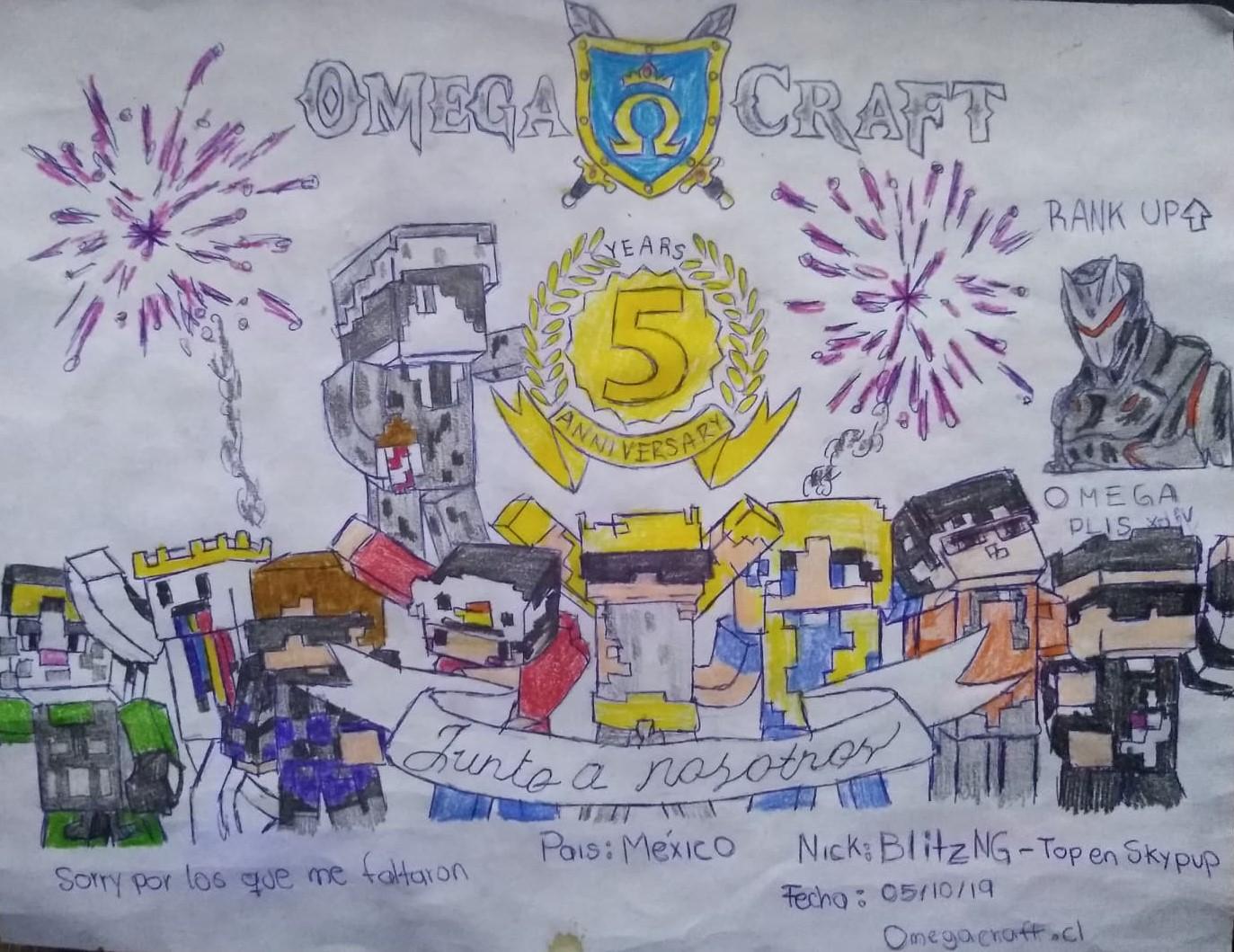 La historia de OmegaCraft desde la perspectiva de un Ex-Administrador