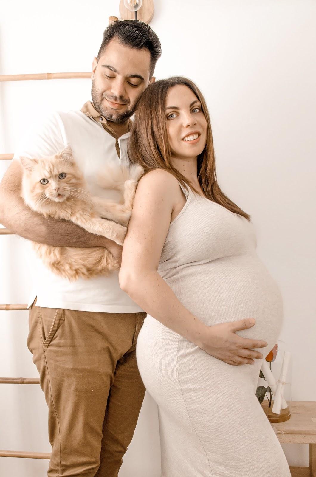 tercer trimestre embarazo