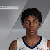 Ja Morant  HD Face and Body Model By Awei [FOR 2K20]