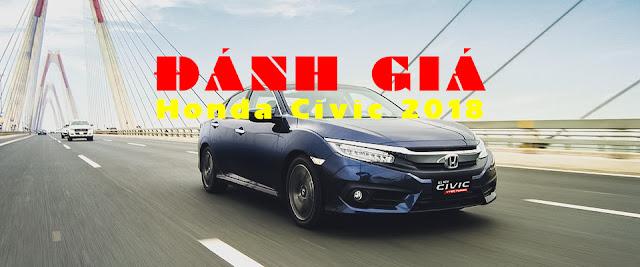 ảnh banner Đánh giá Honda Civic 1.5G phiên bản 2018