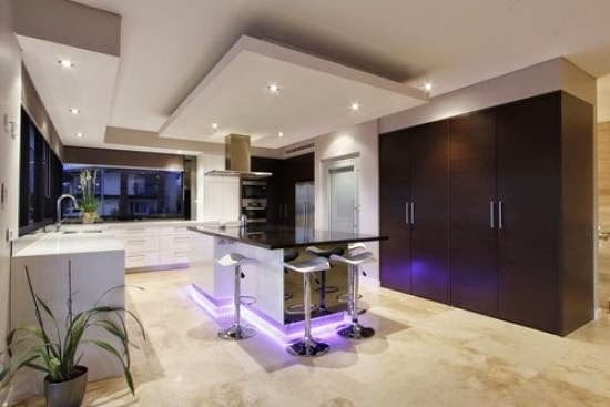 kitchen false ceiling designs and modern ceiling lights
