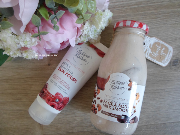 Reviews for Love Lula: Nature's Kitchen Face and Body Milk Smoothie and Berry Beautiful Skin Polish