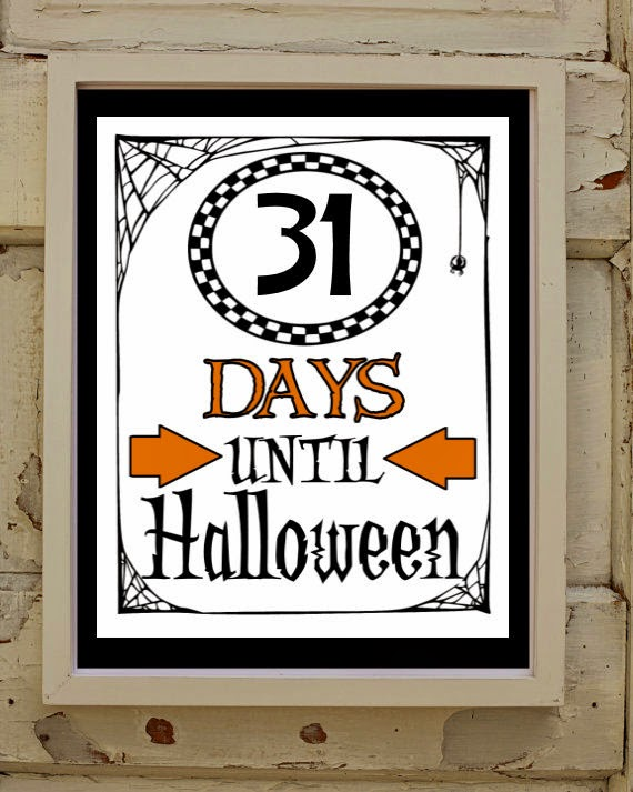 Countdown to Halloween~!