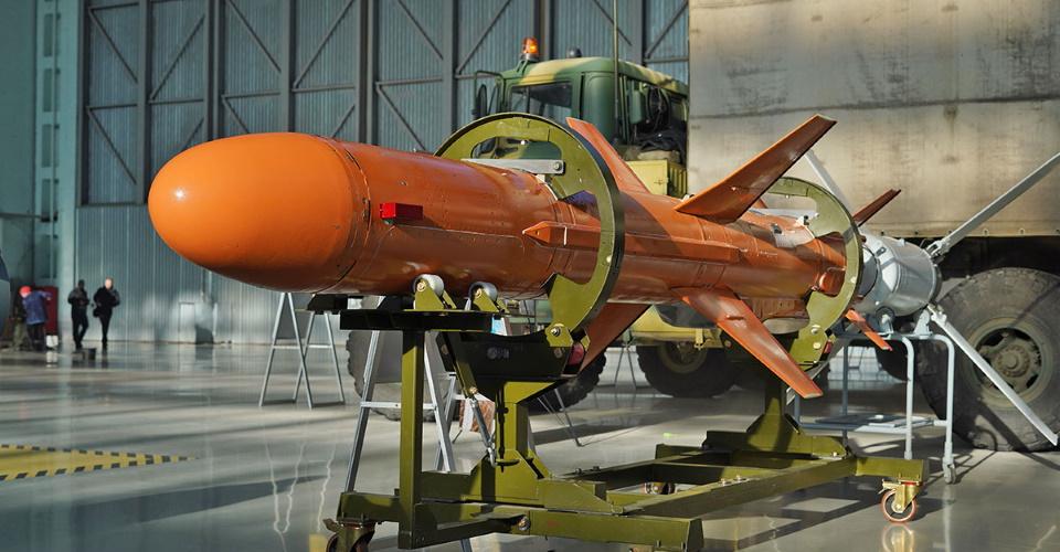 крилата ракета Р-360 Нептун