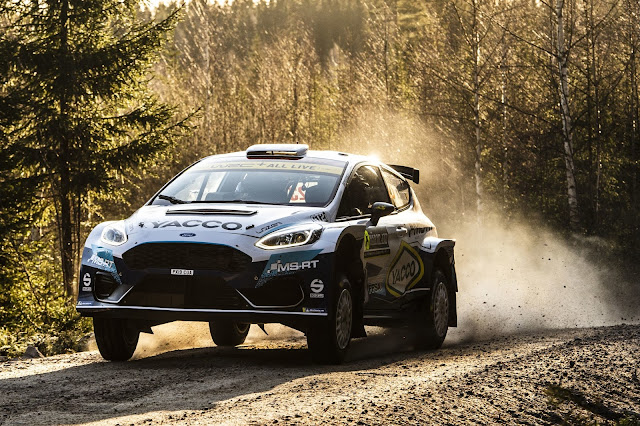 Ford Fiesta WRC 2 R5