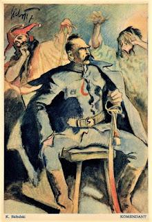 Kazimierz Sichulski 1917 - muzeumpilsudski.pl