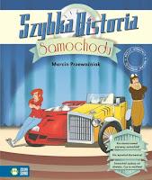 książka, auto, samochód, motoryzacja, historia motoryzacji