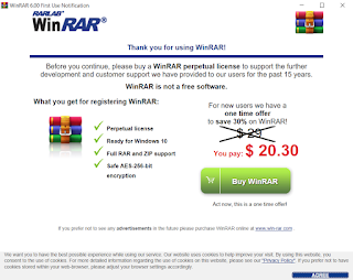 WinRAR 6.00 Unregistered Version