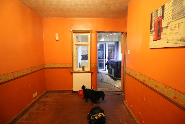 the worlds most orange room
