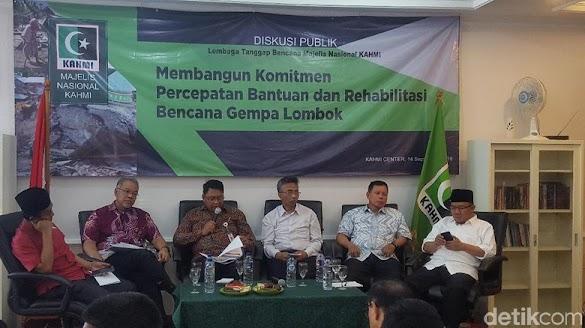 3 Bupati di Lombok Kritik Pemerintah soal Penanganan Korban Gempa
