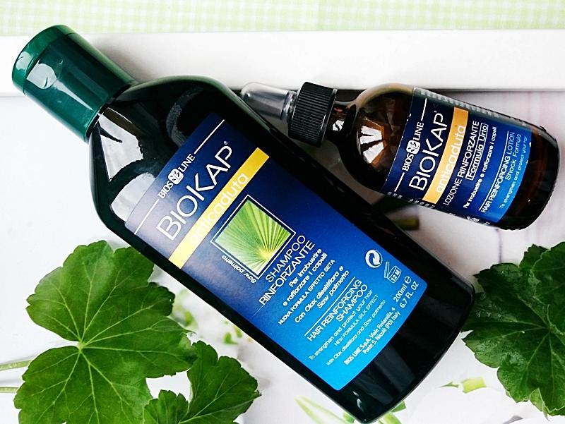 biokap anticaduta lotion przeciw wypadaniu włosów 50ml opinie