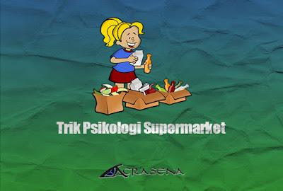 Trik Psikologi Jika Ke Supermarket