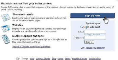 Menggunakan niche abadi, itu bermakna walaupun blog yang tidak dikemas kini masih mempunyai trafik yang tinggi.