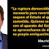 """Mauricio Valiente aboga por """"un marco normativo e institucional que impida la impunidad en este país"""""""