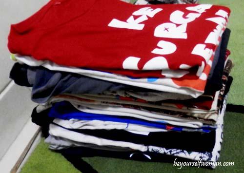 7 Cara Pemanfaatan Baju Bekas