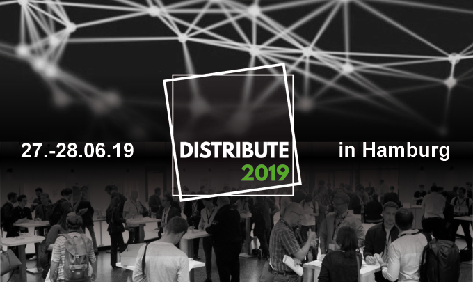 HANSEPARTNER: Die DISTRIBUTE Konferenz 2019