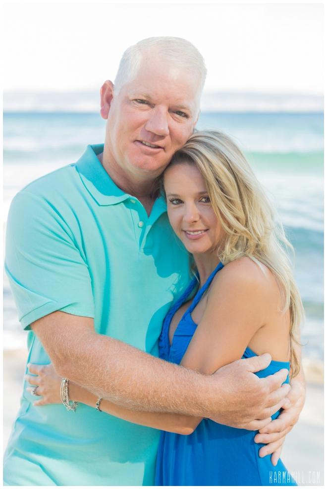 Maui Engagement Portrait Photographers